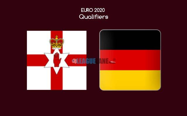 Link sopcast, Bắc Ireland vs Đức, 01:45 ngày 10/9/2019